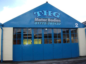 THG North West, Preston have the skills and tools required to repair your car
